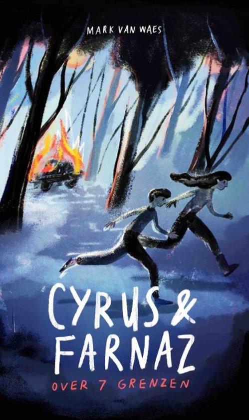 Cyrus & Farnaz - over 7 grenzen - Mark van Waes (ROSE stories, 2018)